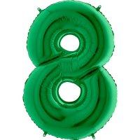Balónky čísla velká 96 -112 cm