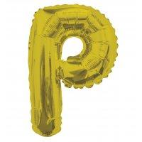 Balónky písmena malá 35 cm
